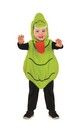 Ghostbusters Slimer Ez-on Romper Toddler Costume