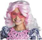 Monster High Frights,Camera, Action Viperine Child Costume Wig W/Headpiece