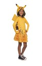 Pokemon Pikachu Hoodie Dress Costume Child