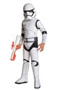 Star Wars The Force Awakens Stormtrooper Super Deluxe Child Costume