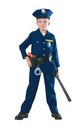 Deluxe Child Police Officer Child Costume