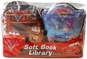 Disney Soft Book Library 2 Pack Cars 2