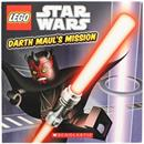 LEGO Star Wars: Darth Maul�s Mission Paperback Book