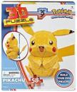 Pokemon Pikachu 3D Foam Backed 58-Piece Puzzle