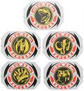 Power Rangers Mighty Morphin Power Rangers 5-Piece Coaster Set