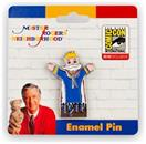 "LIMITED Mr. Rogers King Friday ""TGIF"" Exclusive Enamel Collector Pin"