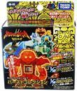 Beast Saga BS-03 Random Booster Figure Warriors of Land