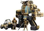 Acid Rain B2Five 1:28  88th Sand Deluxe Figure Set