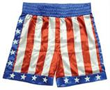 Rocky Adult Costume Apollo Creed Boxing Trunks