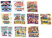 Garbage Pail Kids Exclusive Best of the Fest 20 Card Set - Only 395 Sets Made