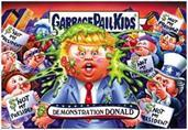 GPK: Disgrace To The White House: Demonstration DONALD TRUMP, Card 70