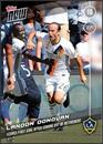 MLS LA Galaxy Landon Donovan #30 Topps NOW Trading Card
