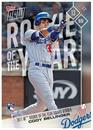 LA Dodgers 2017 NL Rookie of the Year Cody Bellinger (RC) MLB Topps NOW Card
