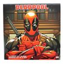 Marvel Deadpool 2017 Wall Calendar