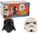 Star Wars Salt and Pepper Shakers Darth Vader and Stormtrooper