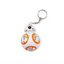 Official Star Wars Keychain with LED Lights and Sounds - BB-8