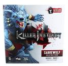 "Killer Instinct Series 1 6"" Collectible Figure: Sabrewulf"