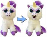 "Feisty Pets 8.5"" Glenda Glitterpoop Unicorn Plush"