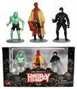 "Dark Horse Comics Hellboy 4"" PVC Action 3 Figure Set"