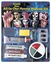 Family Size All In One Horror Costume Makeup Kit