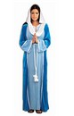 Deluxe Biblical Mary Costume Robe Adult