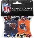 Chicago Bears Logo NFL Loom Bandz Filler Pack