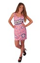 Bubble Yum Costume Original Teen Tank Dress