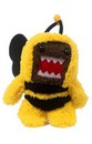 "Domo Bumble Bee 4"" Clip On Plush"