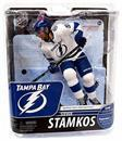 McFarlane NHL Series 29 Figure Silver Collector Level Steven Stamkos White
