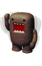 "Domo 6"" Brown Bobblehead"