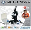 Smithsonian Microscope Set 300X,600X,900X