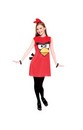 Angry Bird Red Bird Child/Tween Costume