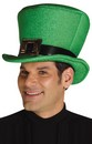 St. Patrick's Day Costume Irish Top Hat Adult