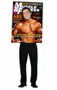 Muscle and Fitness Magazine Cover Adult Male
