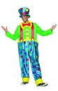 Star Clown Circus Man Costume Adult