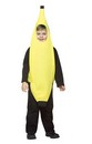 Lightweight Banana Child Costume