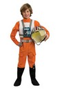 Star Wars Deluxe Orange Flight Suit Child