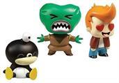 Futurama Collectible Tineez Series 2 Set Of 3