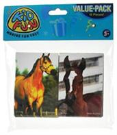 Horse Memo Pads (Include 12 Units)