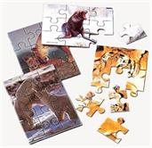 Mini Animal Jigsaw Puzzles (Include 12 Units)