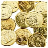 Religious Gold Coins (Include 144 Units)