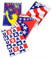 Patriotic Notebooks (Include 12 Units)