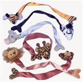 Wild Animal Plush Bookmarks (Include 12 Units)