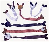 Dog Plush Bookmarks (Include 12 Units)