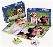 Mini Dog Puzzles (Include 12 Units)
