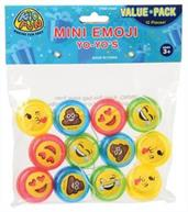 Mini Smile Yo-Yos (Include 12 Units)