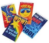 Student Notebooks (Include 12 Units)