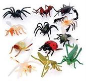 Mini Insects (Include 12 Units)