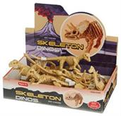 Skeleton Dinos/6 Inch (Include 12 Units)