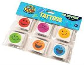Smile Tattoos (Include 144 Units)